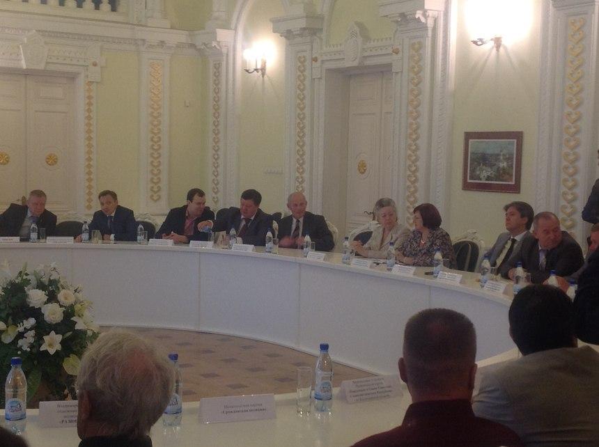 Итогом встречи врио губернатора Светланы Орловой с представителями политических сил Владимирской области стали заявления о честных и открытых выборах.