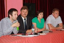 Во Владимирской области гражданскими активистами и общественниками создаются районные советы по контролю ЖКХ, нацеленные на решение остро стоящих вопросов в этой сфере.