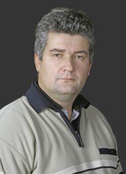 Глава администрации Александровского района Игорь Першин