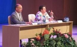 Жители Владимира обсудили волнующие их вопросы с представителями законодательной и исполнительной власти области.