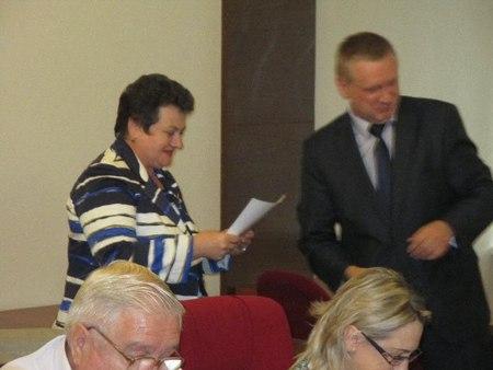 Светлана Орлова получила удостоверение кандидата в губернаторы Владимирской области