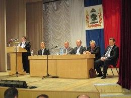 Объединенной встречей с жителями Ковровского и Камешковского районов Светлана Орлова завершила свое знакомство с Владимирской областью.